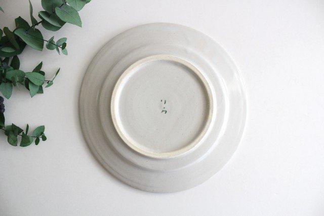 プレート アメヤマ 中 陶器 はるな陶芸工房 画像3