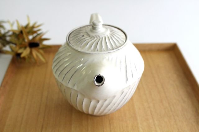 ポット 大 【B】 陶器 後藤義国 画像3