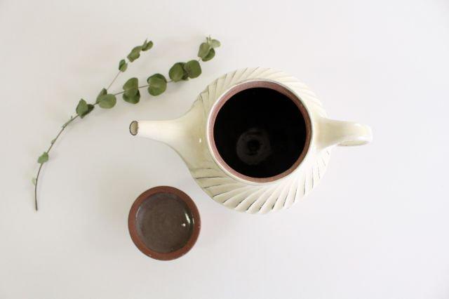 ポット 大 【B】 陶器 後藤義国 画像4