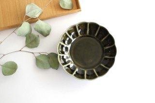 菊割小鉢 オリーブ 磁器 皓洋窯 有田焼商品画像