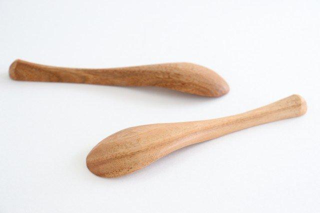くいごろスプーン 胡桃 ivory+安藤由紀 画像3