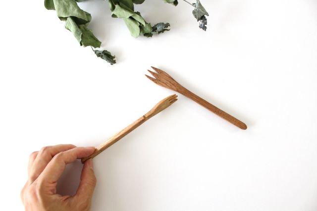 コドモフォーク 胡桃 ivory+安藤由紀 画像2