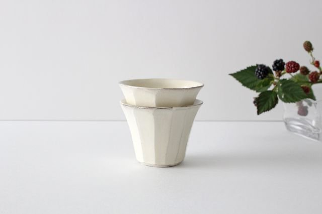 面取カップ 陶器 後藤義国 画像3