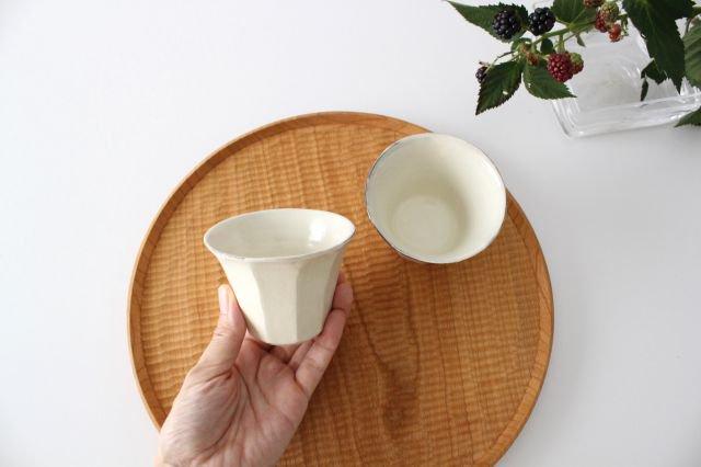面取カップ 陶器 後藤義国 画像4