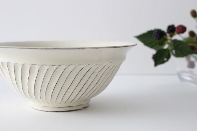 斜め鎬鉢 陶器 後藤義国 画像4