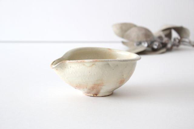 鉄散 片口豆小鉢 【B】 陶器 古谷製陶所