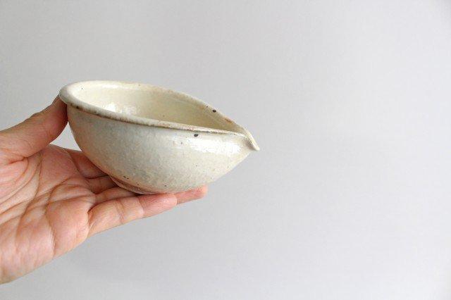 鉄散 片口豆小鉢 【B】 陶器 古谷製陶所 画像3
