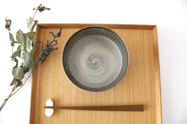 スープボウル ツートンマット 【B】 陶器 翁明窯元 小石原焼 画像3