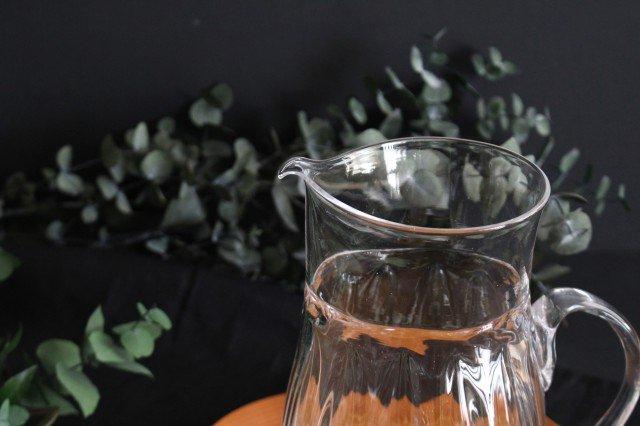 mo-ru ピッチャー S ガラス 8823/glass work 沖澤康平 画像5