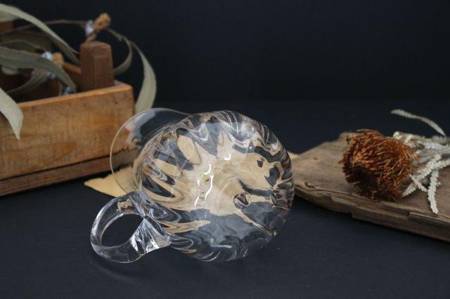 mo-ru ピッチャー S ガラス 8823/glass work 沖澤康平 画像6