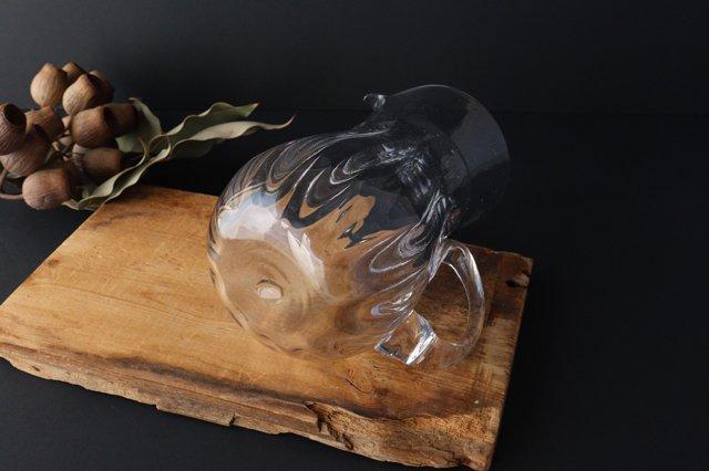 mo-ru ピッチャー L ガラス 8823/glass work 沖澤康平 画像2