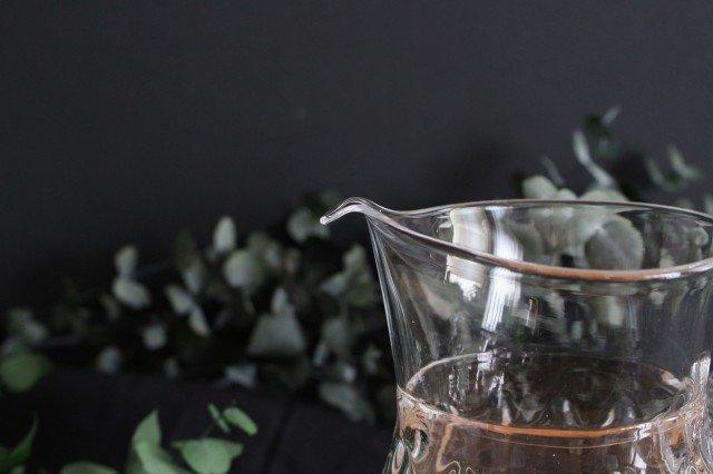 mo-ru ピッチャー L ガラス 8823/glass work 沖澤康平 画像4