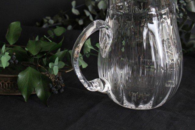 mo-ru ピッチャー L ガラス 8823/glass work 沖澤康平 画像6