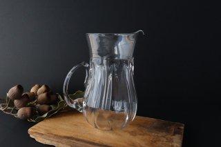 mo-ru ピッチャー L ガラス 8823/glass work 沖澤康平商品画像