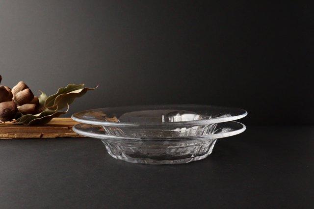 パスタプレート ガラス 8823/glass work 沖澤康平 画像3