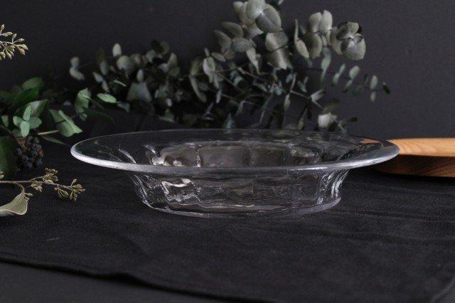 パスタプレート ガラス 8823/glass work 沖澤康平 画像5