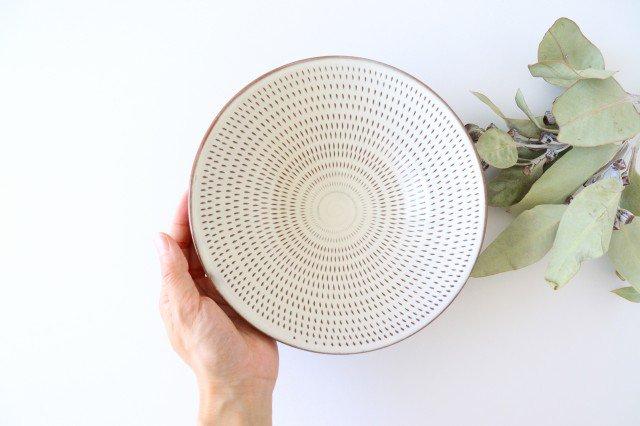 平丼 ラーメン鉢 トビカンナ 陶器 小石原焼 画像5