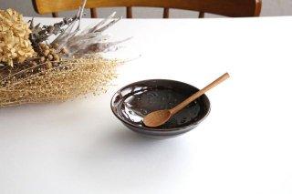 浅鉢 アメ 陶器 櫻井薫商品画像