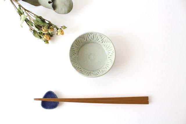 豆鉢 青マット 陶器 櫻井薫 画像4