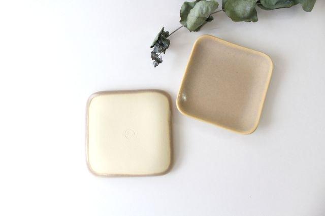 四角小皿 ピンク 陶器 momone 画像5