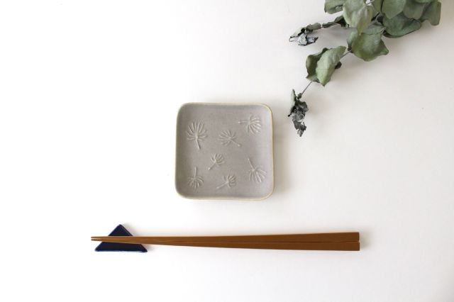 四角小皿 wa-ta-ge 陶器 momone 画像6