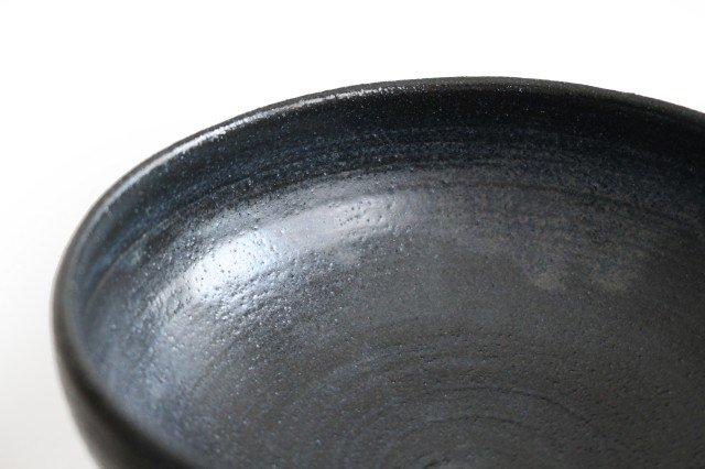 ボウル4寸 黒銅 陶器 石井ハジメ 画像4