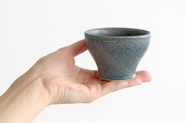 汲み出し 呉須 陶器 石井ハジメ