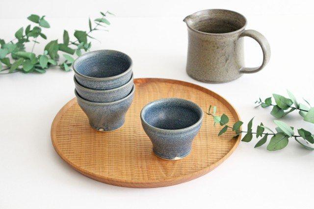 汲み出し 呉須 陶器 石井ハジメ 画像6