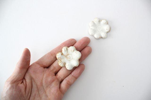 里山箸置き 菜の花 kinari 陶器 わかさま陶芸 益子焼 画像2
