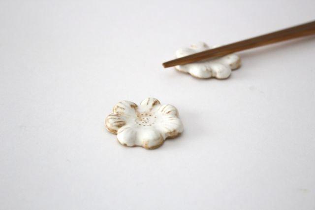 里山箸置き 菜の花 kinari 陶器 わかさま陶芸 益子焼 画像3