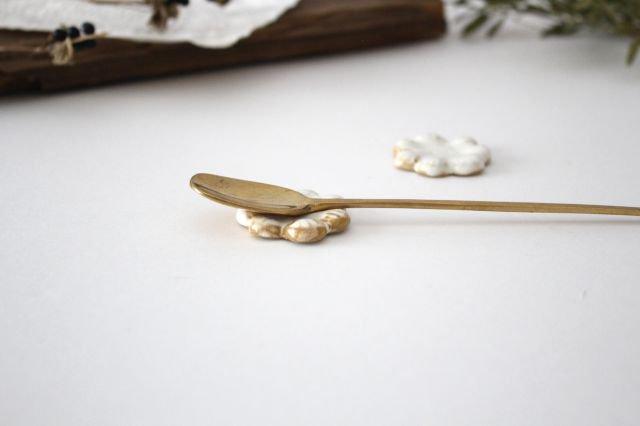 里山箸置き 菜の花 kinari 陶器 わかさま陶芸 益子焼 画像6