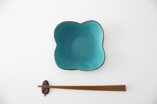 里山箸置き けやき あめ 陶器 わかさま陶芸 益子焼 画像6