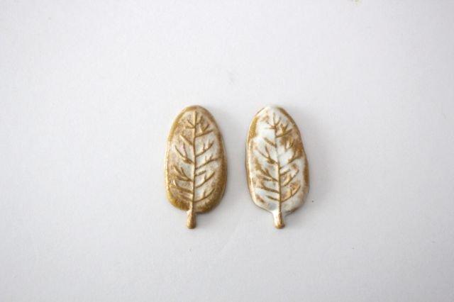 里山箸置き けやき kinari 陶器 わかさま陶芸 益子焼 画像2