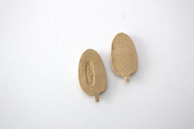 里山箸置き けやき kinari 陶器 わかさま陶芸 益子焼 画像5