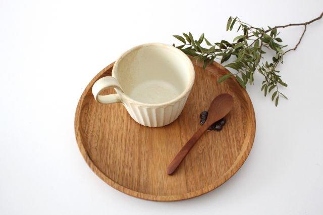 モダンマグカップ kinari鎬 陶器 わかさま陶芸 益子焼 画像2