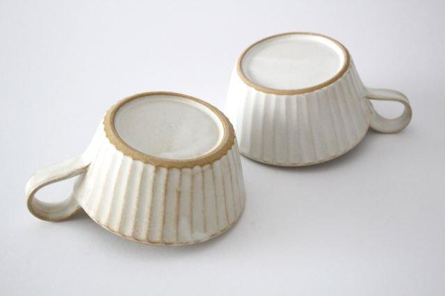 スープカップ kinari鎬 陶器 わかさま陶芸 益子焼 画像3