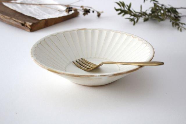 朝顔鉢 中 kinari鎬 陶器 わかさま陶芸 益子焼