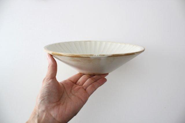 朝顔鉢 中 kinari鎬 陶器 わかさま陶芸 益子焼 画像6