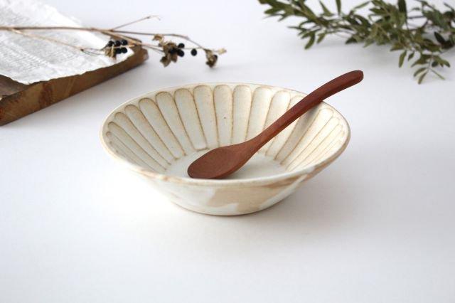 朝顔鉢 小 kinari鎬 陶器 わかさま陶芸 益子焼