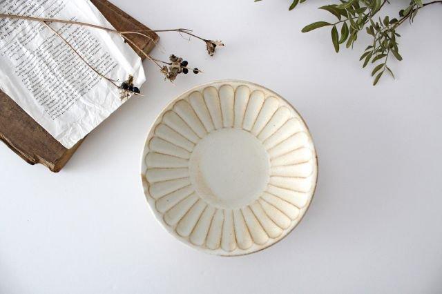 朝顔鉢 小 kinari鎬 陶器 わかさま陶芸 益子焼 画像2
