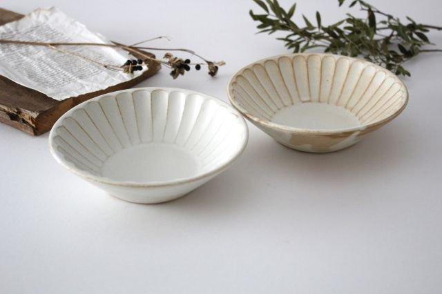 朝顔鉢 小 kinari鎬 陶器 わかさま陶芸 益子焼 画像4