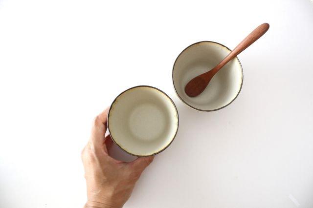 フリーカップ ヘリンボーン 半磁器 ツキゾエハル 画像2