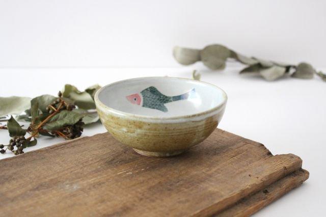 【一点もの】 魚 小鉢 【D】 陶器 相澤かなえ 画像2