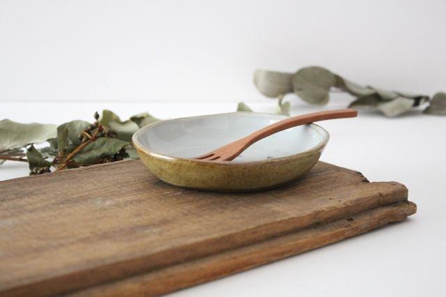 【一点もの】 三角 小皿 【C】 陶器 相澤かなえ 画像5