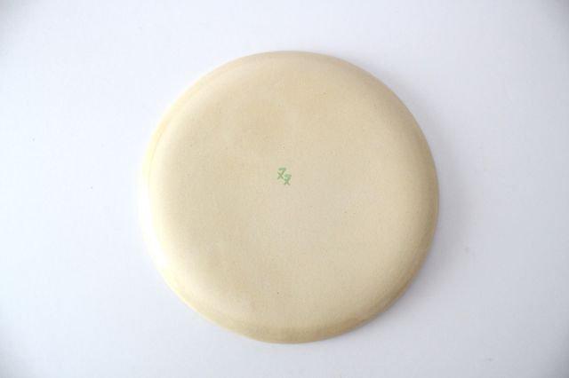 【一点もの】色絵付け大皿 【I】 陶器 工房双子堂 やちむん 画像3