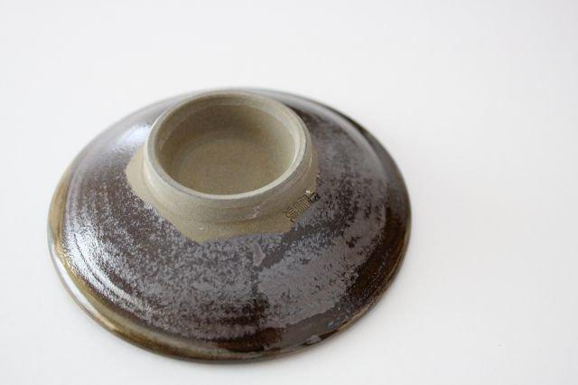 3寸皿 トビカンナ 【A】 陶器 小鹿田焼  画像3