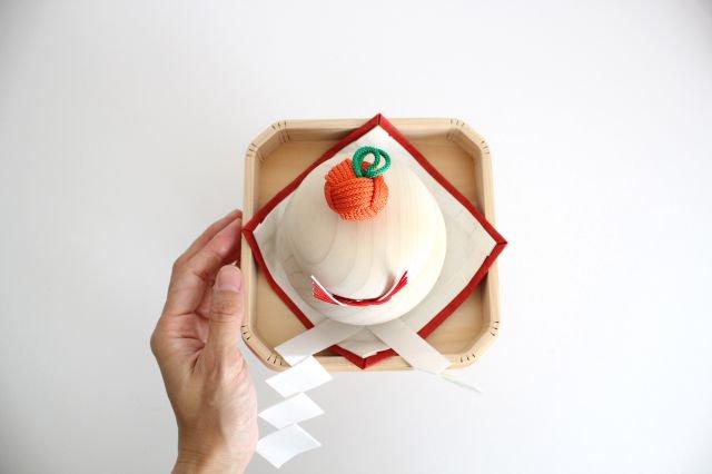 鏡餅飾り 中川政七商店 画像2