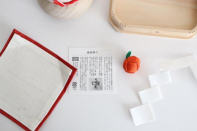 鏡餅飾り 中川政七商店 画像4
