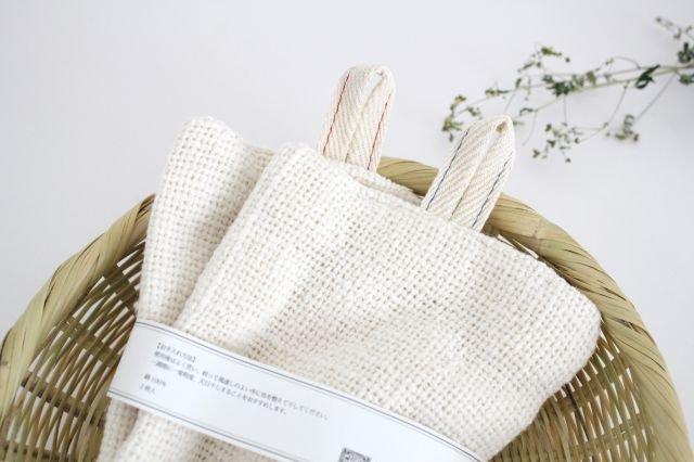 手紡ぎ綿食器洗い 中川政七商店 画像4
