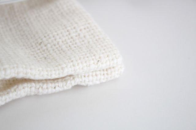 手紡ぎ綿食器洗い 中川政七商店 画像5